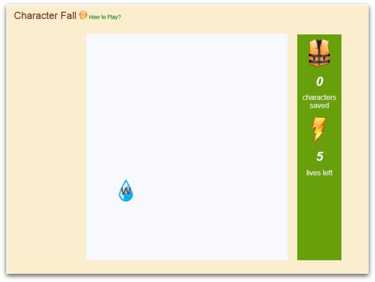 character fall2