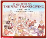 if you were at First Thanksgiving
