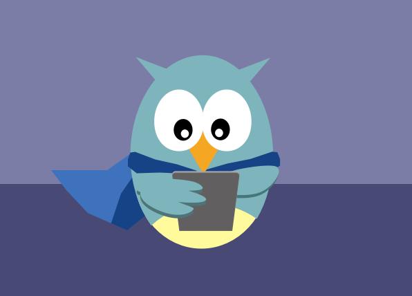 superhero tech owl